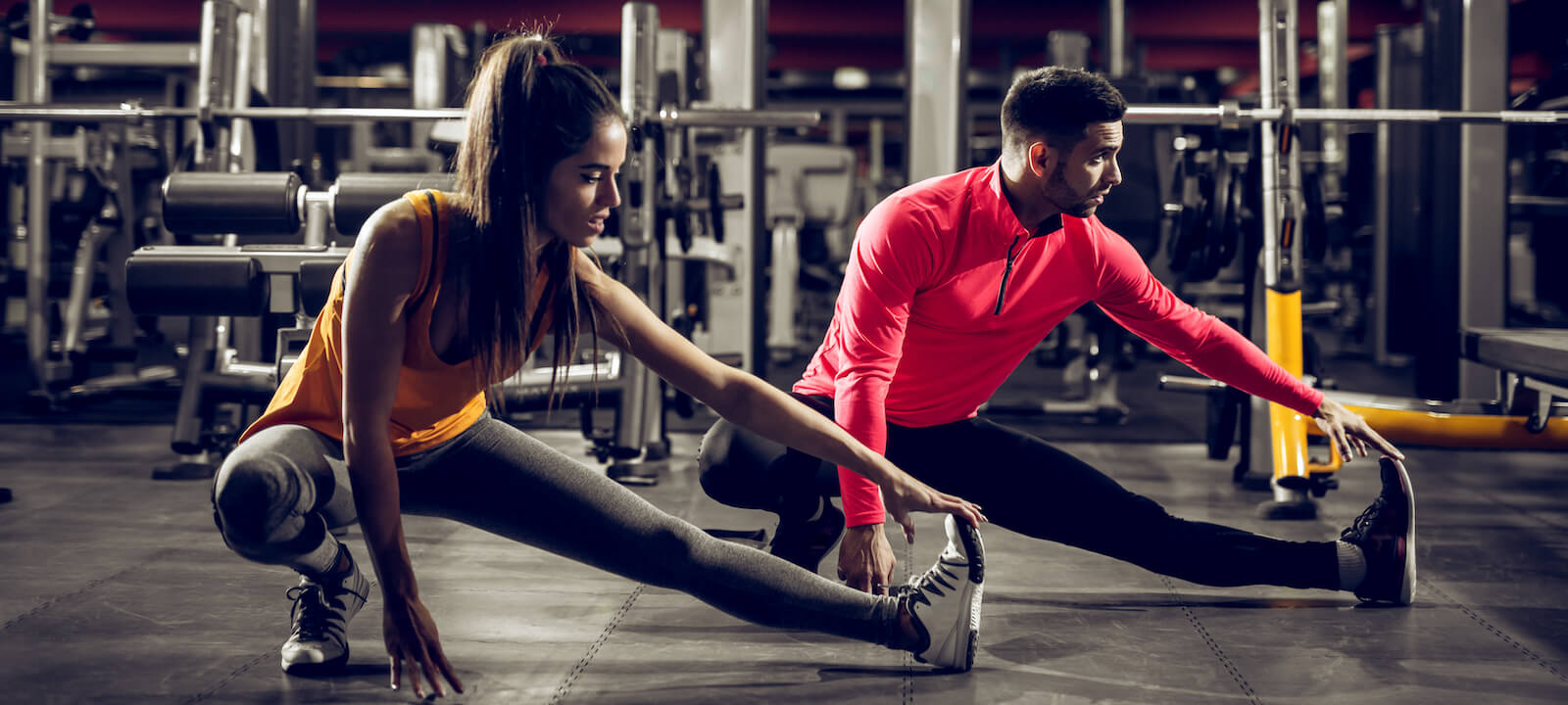Personaltraining Fitness Coach workout